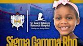 Sigma Gamma Rho Sorority, Inc. pledges $1 million to support lifesaving mission of St. Jude Children's Research Hospital