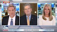 Sen. John Kennedy: Merrick Garland is a 'vessel' for the White House
