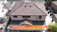ProWest Roofing brings a team of roofing professionals to your job site