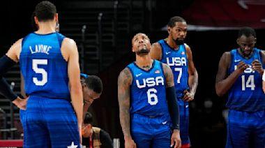 美國男籃18年來奧運首敗!25連勝中斷 杜蘭特犯規麻煩惹禍