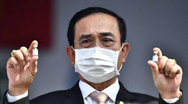 舉台灣新加坡為例 泰總理:自產疫苗是最佳方式