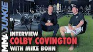 Colby Covington on Tyron Woodley vs. Jake Paul