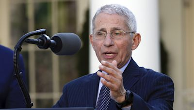 Fauci lacks 'firm answer' on COVID-19 natural immunity question