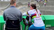 Team USA BMX racer overcame adversity to make it to Tokyo