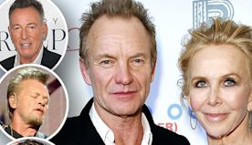 Sting and Trudie Styler to throw Rainforest Fund Benefit Concert