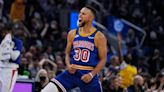 Clippers fall to Warriors, red-hot Curry in opener
