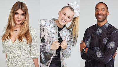 The 'DWTS' Cast Is Here & It Includes Olivia Jade, JoJo Siwa & More Celebs