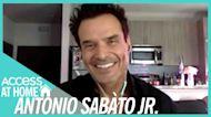 Antonio Sabàto Jr. Dishes On Dating Madonna: 'She Likes To Sleep Alone'