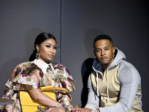 Kenneth Petty, Nicki Minaj's accuser speaks publicly on 'The Real': 'I'm tired of being afraid'