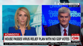 Cassidy: 'Such a joke' to say Biden worked with GOP on covid relief - CNN Video