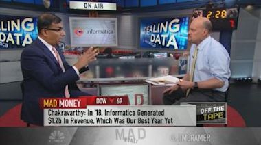 Informatica CEO: Using data management to power the new generation of AI