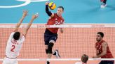 US volleyball star revels as role model for deaf kids