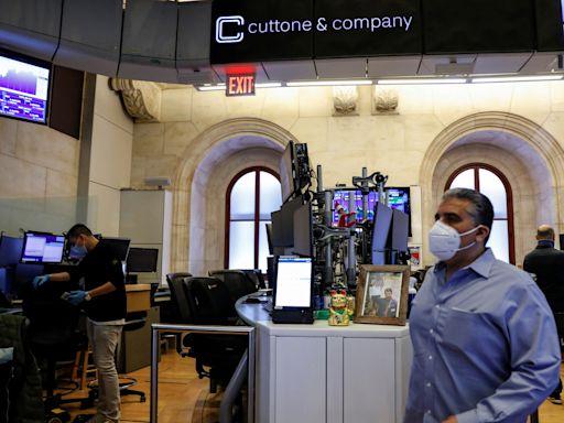美股早盤小漲 市場關注下週Fed政策會議