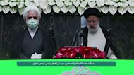 Ebrahim Raisi sworn in as Iran's President