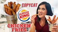 How to Make Copycat Burger King Chicken Fries