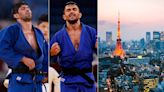 Two Judo stars expelled from Olympics for going sightseeing in Tokyo
