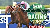 Horse racing tips tomorrow: After two winners on Monday Templegate is back with his Nap and best bets for Tuesday