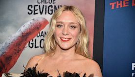 Chloë Sevigny shared the first photo of her new baby boy and revealed his name
