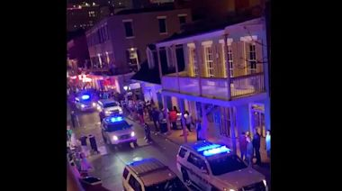 New Orleans Police To Bourbon Street Partiers: You're Jeopardizing Public Health