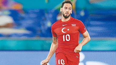 歐國盃攻略:土耳其搶攻「大」起威爾斯 | 蘋果日報