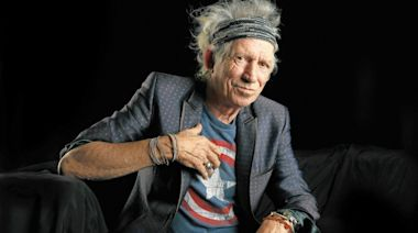 Keith Richards on catching COVID: 'I'm impervious ... like Donald Trump'