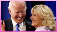 First Lady Jill Biden & President Joe Biden's Nightly Date