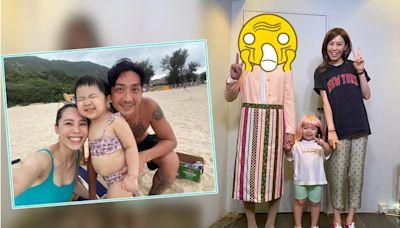 李璨琛囡囡Lucy多個阿媽爸爸易服賀中秋嚇親網民