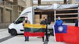 歐洲議會連署譴責中國霸凌立陶宛 外交部:感謝具體行動力挺