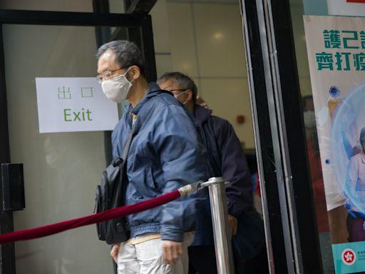 7人周日打新冠疫苗後送院 兩人心悸不遵從醫生勸告自行出院