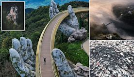The amazing shortlisted images in an architecture photography contest