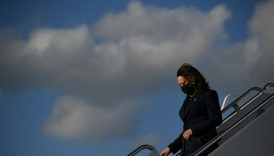 Kamala Harris walks political tightrope in US border role