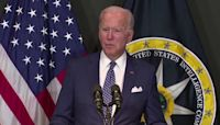Cyber attacks could cause 'real shooting war' - Biden