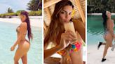 Kim Kardashian Broke CA's Non-Essential Travel Ban for 40th Birthday Vacation in Tahiti