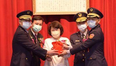 嘉義市第一、第二警分局長 王文生、程純濱履新 | 台灣好新聞 TaiwanHot.net