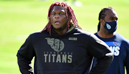 Colts work out former first-round pick OT Isaiah Wilson