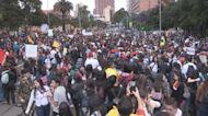 La diversidad se toma las calles de Bogotá en la quinta jornada de protestas