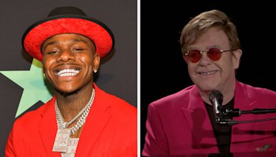 """Elton John Shared Facts About HIV After DaBaby's Anti-LGBTQ Comments: """"HIV Has Affected Over 70 Million People Globally"""""""