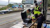關山警加強交通取締 維護台20線交通安全