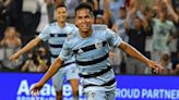 Sporting KC's Felipe Hernandez hit with season-long suspension after betting on MLS matches