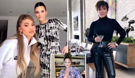Kardashians lead A-list stars showing off Thanksgiving celebrations