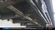 Storm Water Leaks Into Rockefeller Center Subway Station