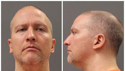 First images of ex-cop Derek Chauvin in prison released