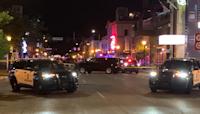 Driver kills one person at protest in Minneapolis