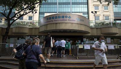 香港在當地疫苗接種率達到至少80%之前不會重新開放