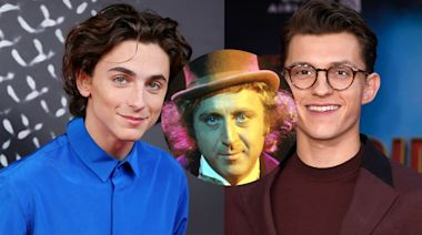 Sweet! Timothee Chalamet and Tom Holland Reportedly Considered for 'Wonka' Prequel