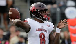 Louisville to retire Heisman winner Jackson's No. 8 jersey