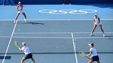 東奧7.31 女網雙打巴西摘銅 令人跌眼鏡