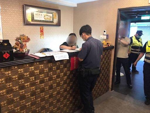 萬華2阿公店女子確診 警取回監視器主機查顧客身分