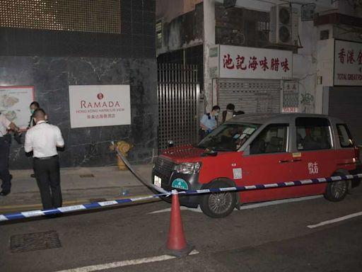 西環謀殺案|的士司機疑遭乘客襲擊致死 警列謀殺追緝外籍男子 - 晴報 - 時事 - 要聞