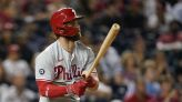 Phillies extend winning streak to 4 with 9-5 win over Nats